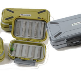 Deluxe Waterproof Fly Boxes streamx south africa
