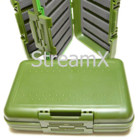 Water Resistant Flybox Olive streamx south africa