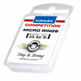Hanak Micro tippet ring line saver