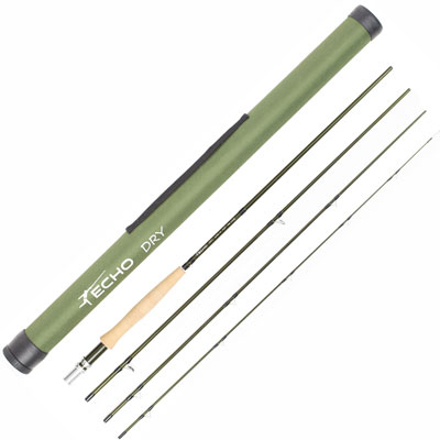 Echo Dry Fly Rod streamx south africa